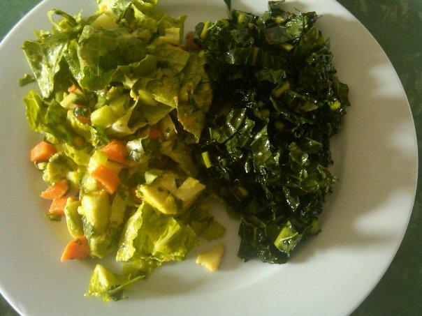 Kale_n_salad